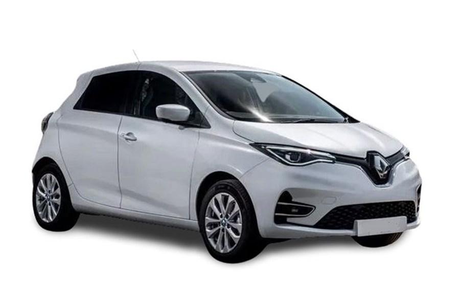 All-New Renault ZOE i Van 80kw Business 50kwh R110