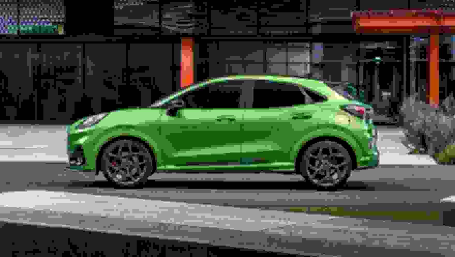 New Ford Puma ST