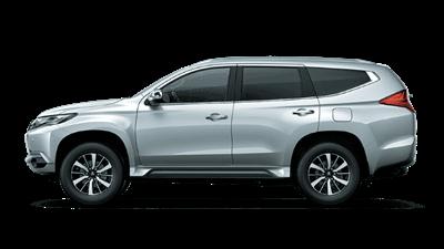 Mitsubishi Shogun Sport Cash Back Prices