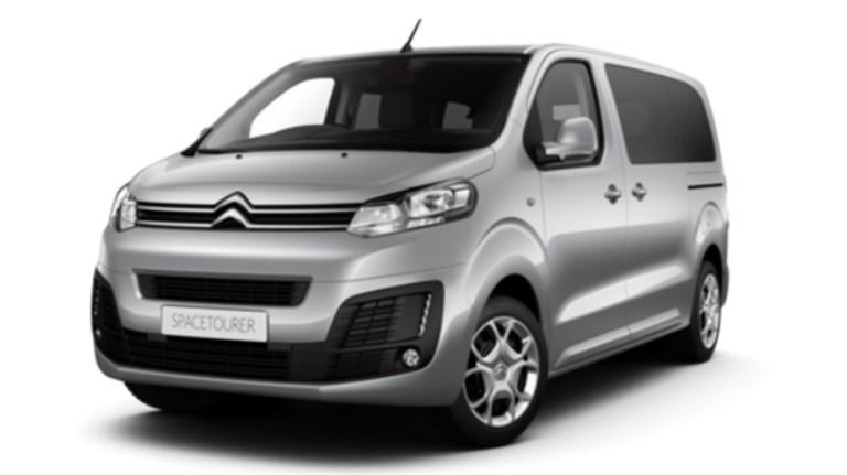 SpaceTourer Motability Offers