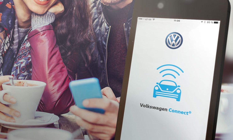 Volkswagen Connect Trips