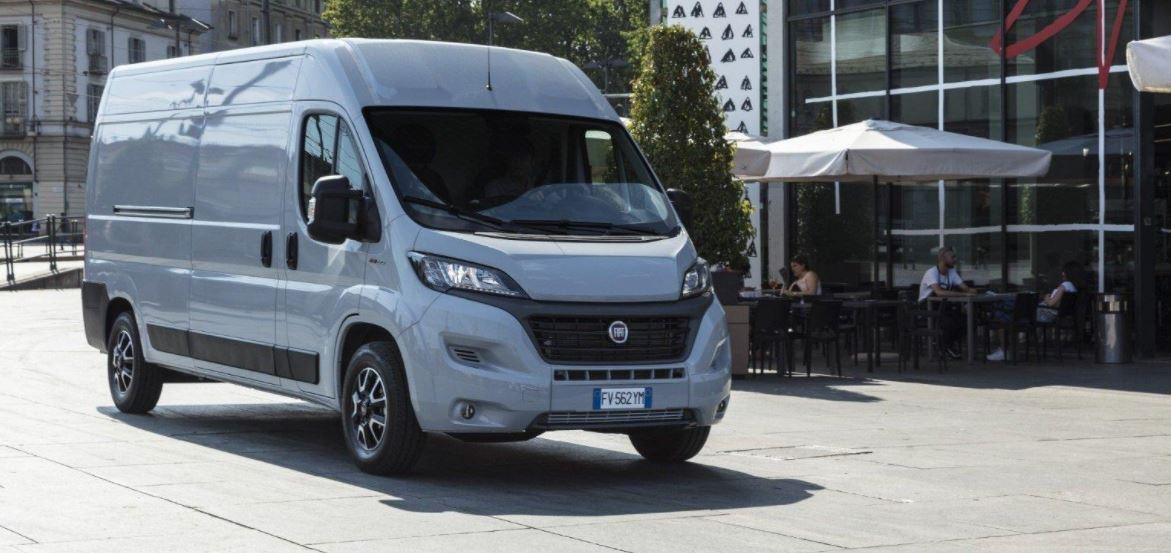 Fiat Professional Ducato Shadow wows leading publication