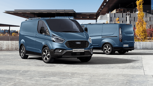 New Ford Transit Custom Active