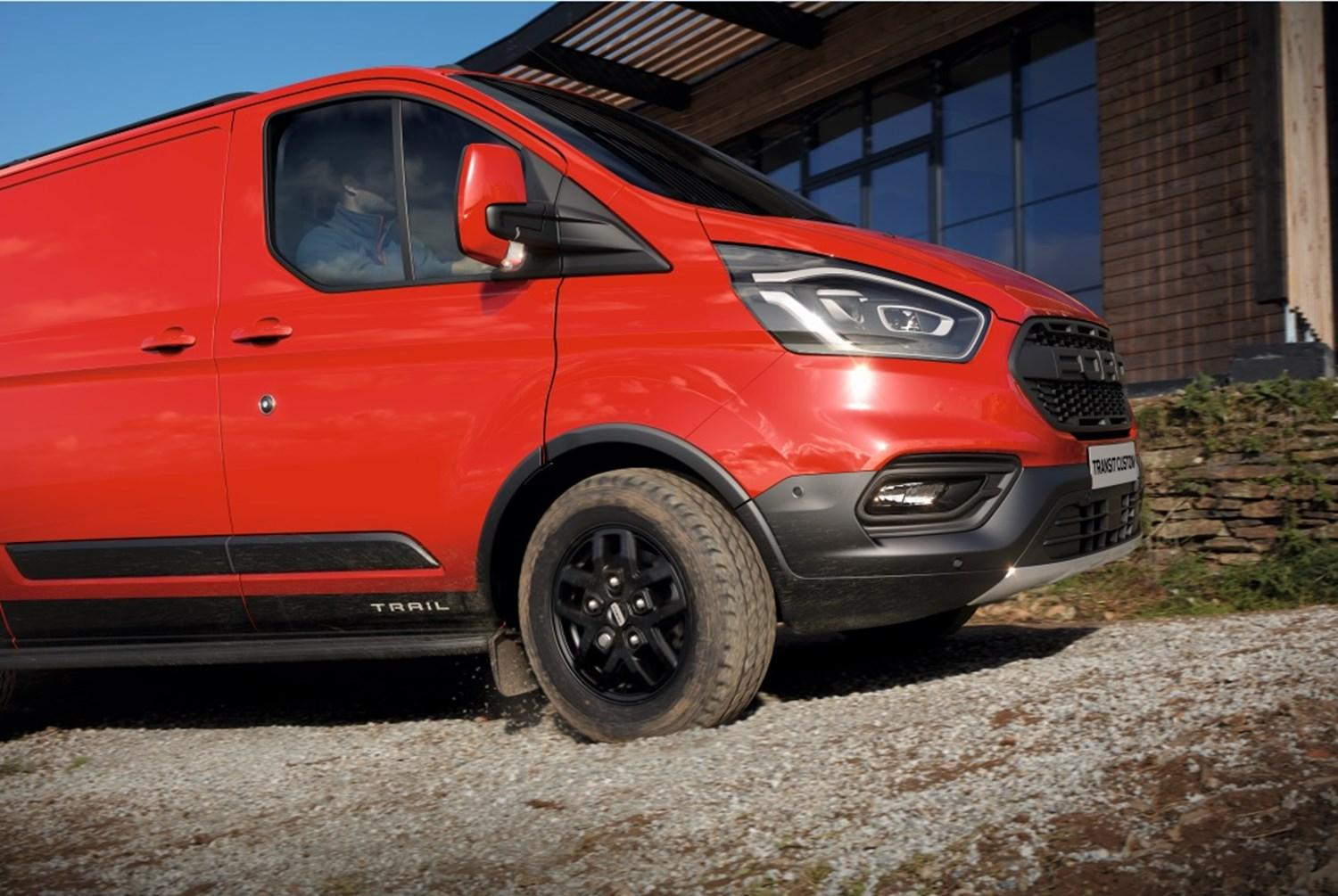 Ford Transit Custom Trail