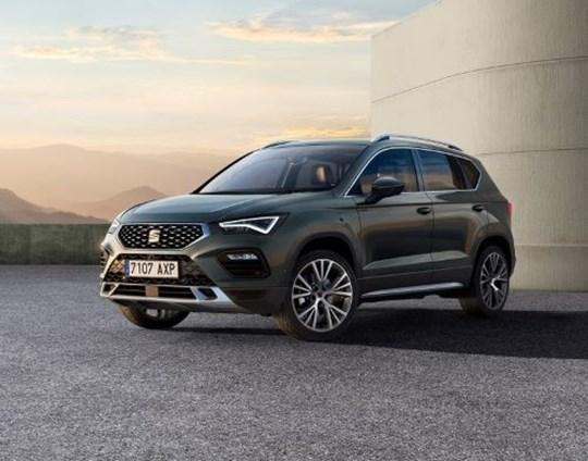 New SEAT Ateca Motability Offer