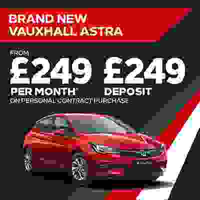 New Astra Offer