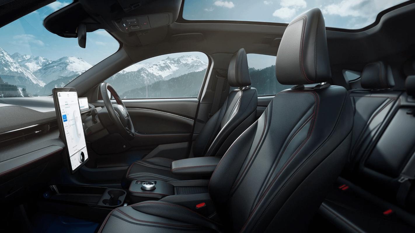 Mustang Mach‑E