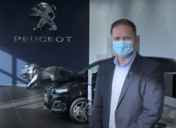 Peugeot MD David Peel tells us unprecedented demand has seen some models sell out