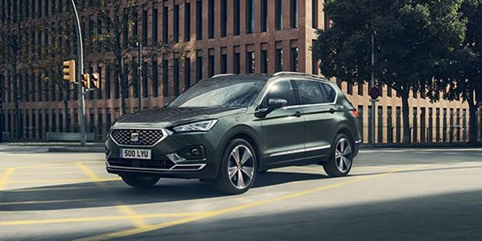 SEAT Ateca Motability Offer