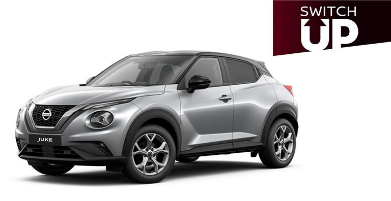 Switch Up To The Next Generation Nissan Juke