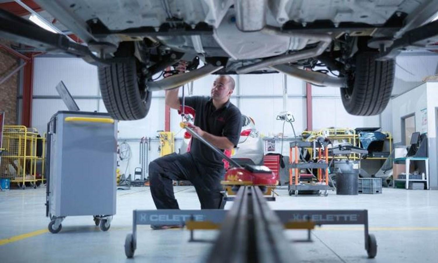Service Plans At Caffyns Vauxhall