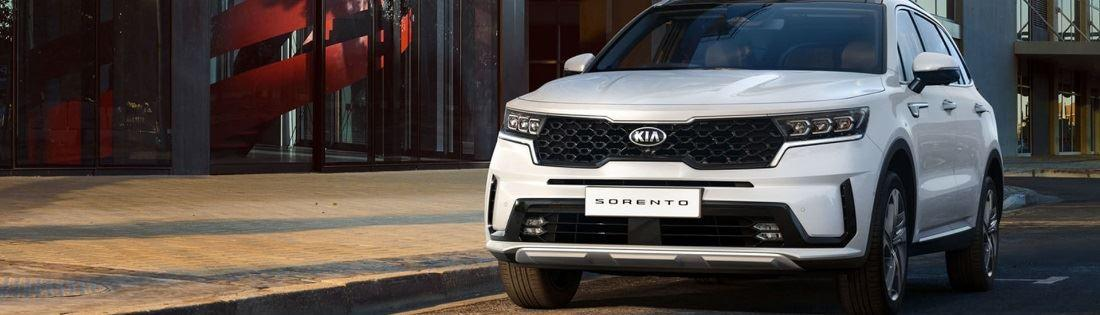 All-New Kia Sorento