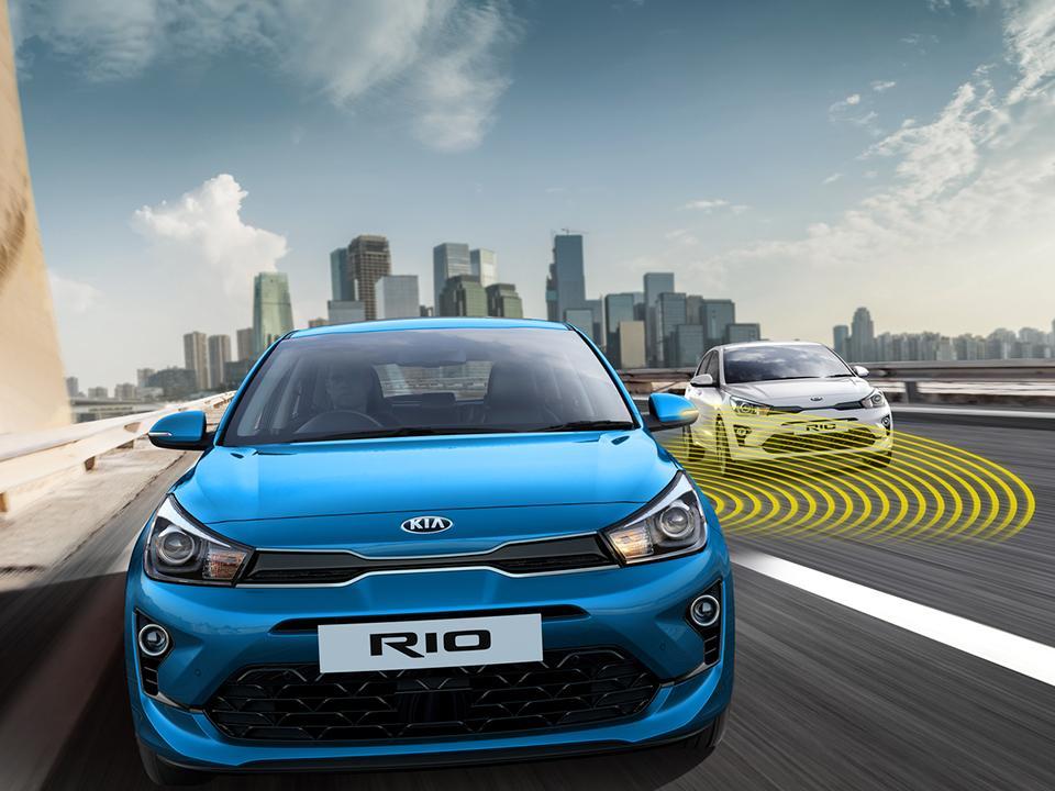 The New Kia Rio