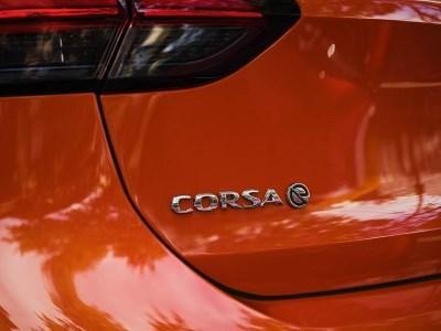 New Vauxhall Corsa-e