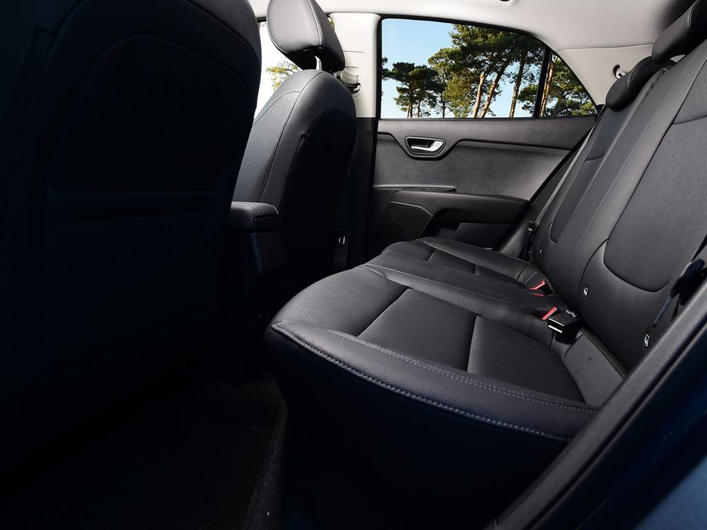 back seats Kia Rio - Startin Kia Redditch