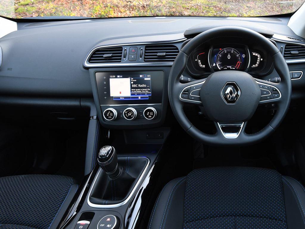 Kadjar dash - Startin Renault Worcester