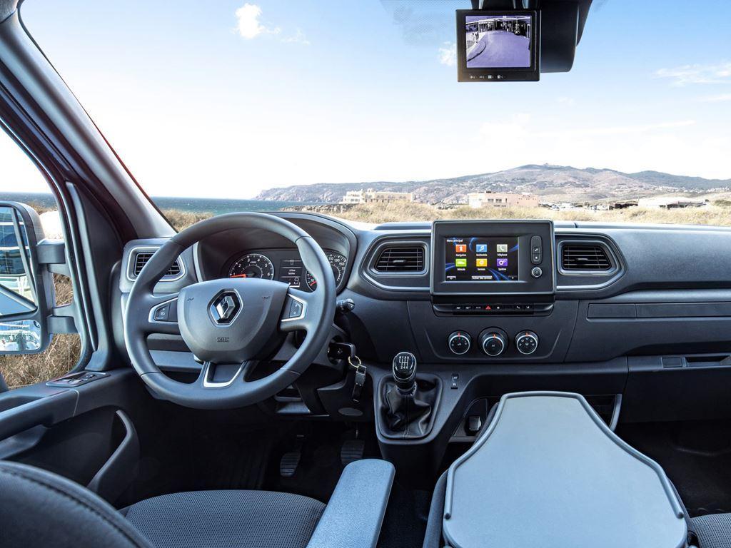 Startin Renault - Master Van - Worcester