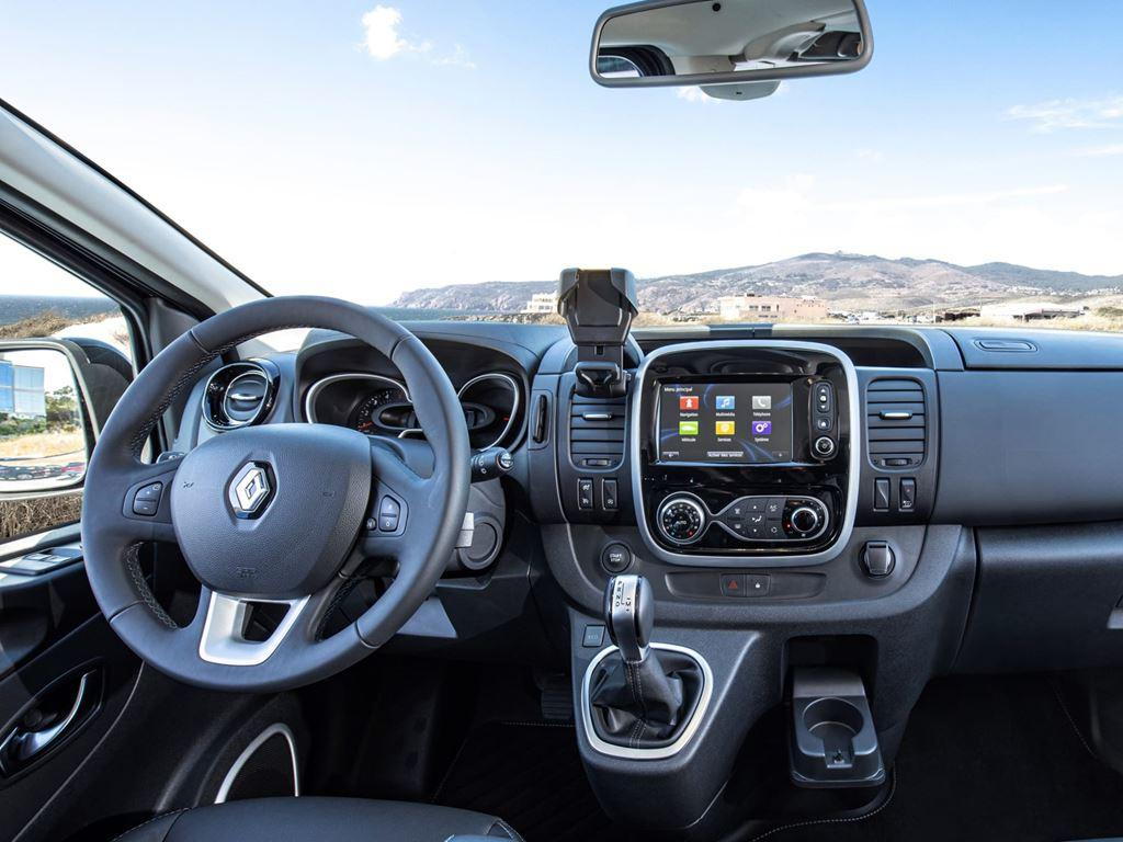 Renault Trafic - Startin Renault Worcester - Van Centre
