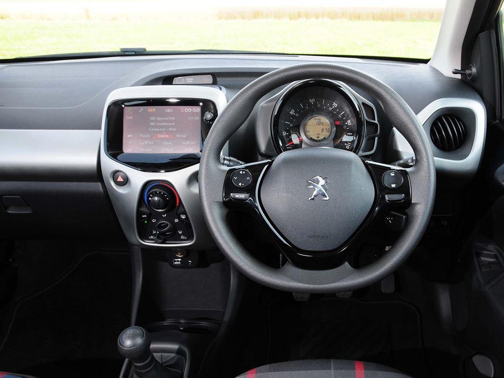 Startin Peugeot - Peugeot 108