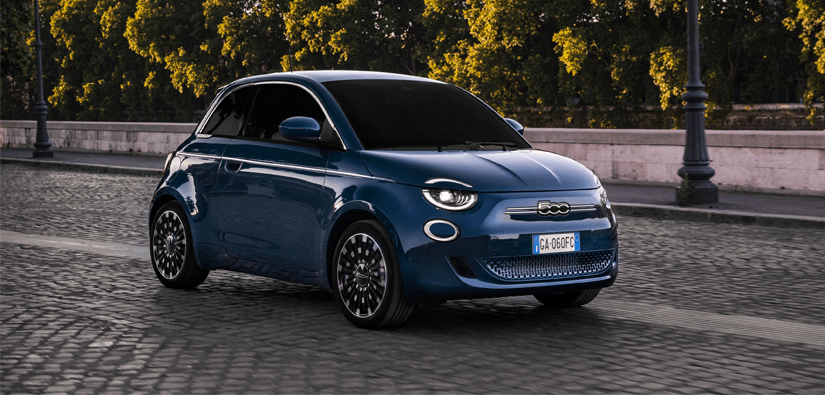 New Fiat 500 Wins Red Dot Award 2020