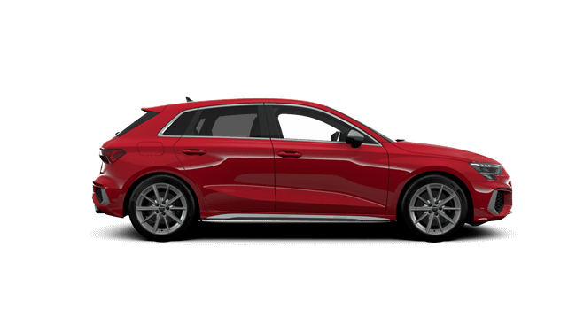 S3 Sportback  New S3 Sportback