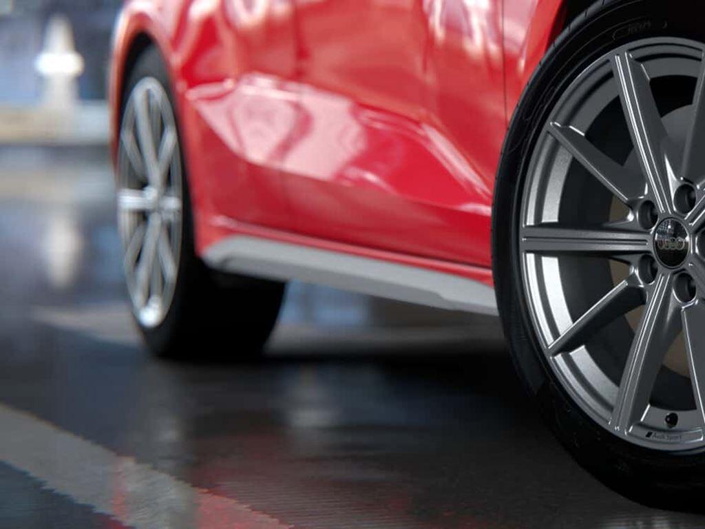 New Audi S3 Sportback Alloy Wheels