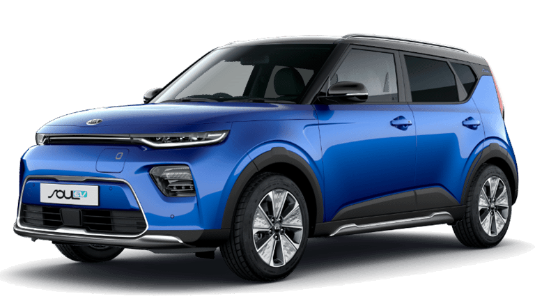 All-New Soul EV With Business