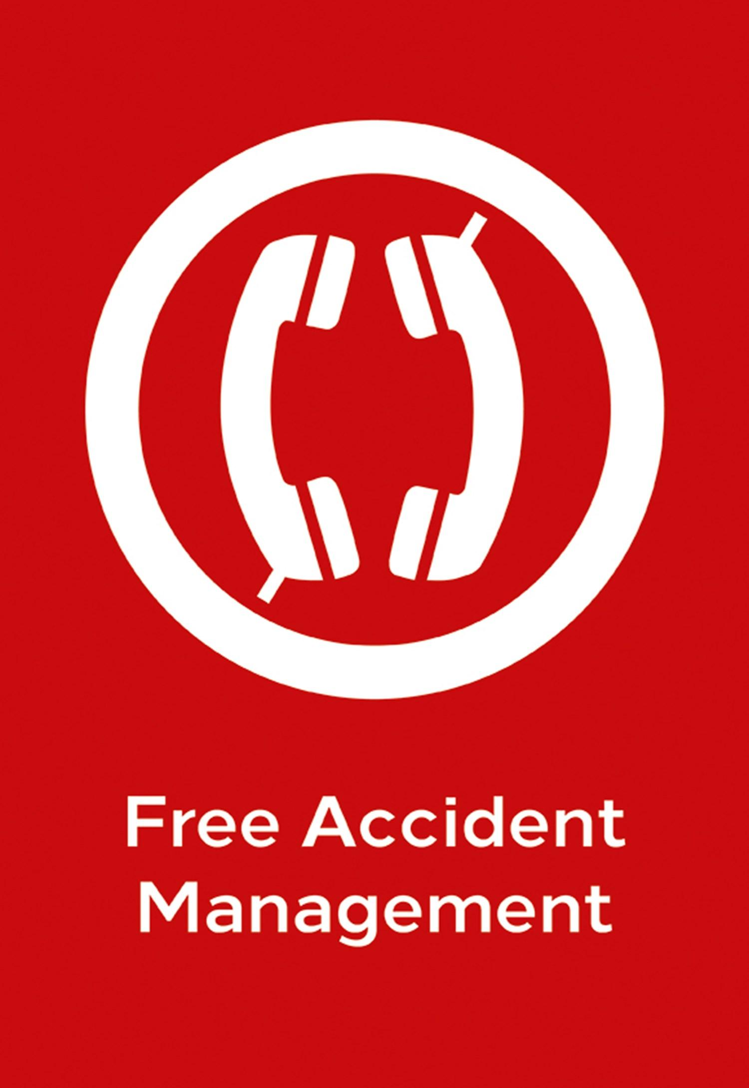 Free Accident Management  In the unfortunate event that your vehicle is involved in an incident, the Vauxhall Accident Management Service will help. They contact your insurer, arrange for vehicle recovery, repair at a Vauxhall approved repairer, organise a courtesy car and the return of your vehicle.