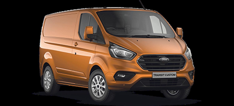 Ford Transit Custom Limited