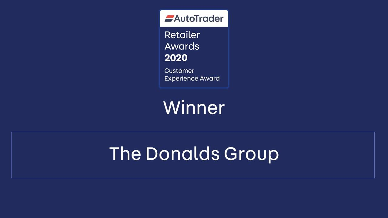 The Donalds Group wins big at the 13th annual Auto Trader Retailer Awards
