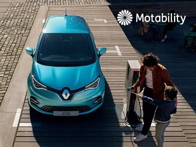 Renault Motability - Zoe