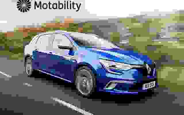 Renault Motability - Megane S.T.