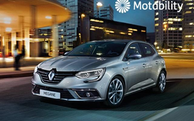 Renault Motability - Megane