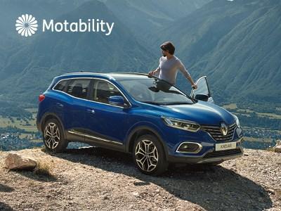Renault Motability - Kadjar Offer