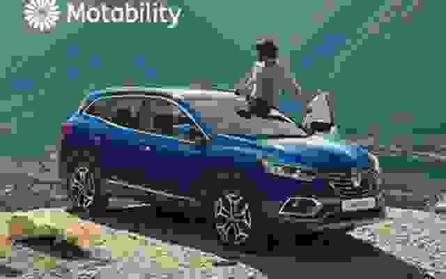 Renault Kadjar - Motability