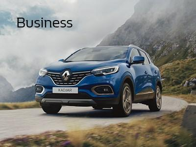 Renault Business - Kadjar