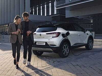 Renault - CAPTUR E-TECH Plug-in 3.9% Offer