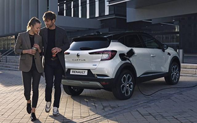Renault - CAPTUR E-TECH Plug-in 3.9% Offer