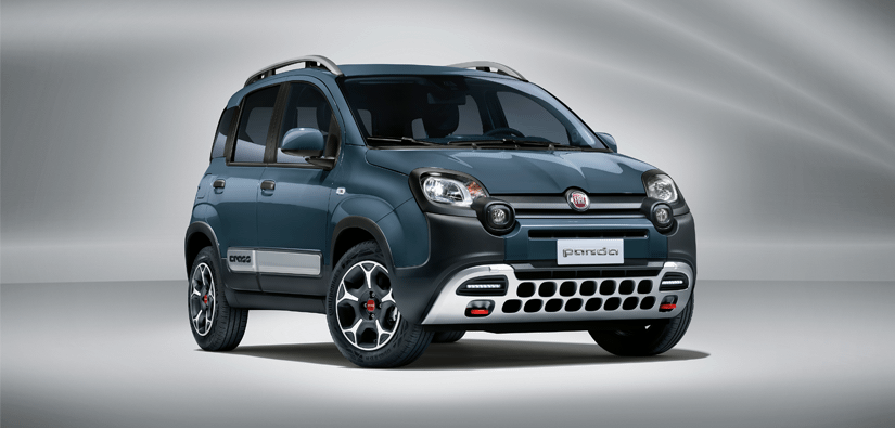 Fiat Panda Gets Facelift for 2021