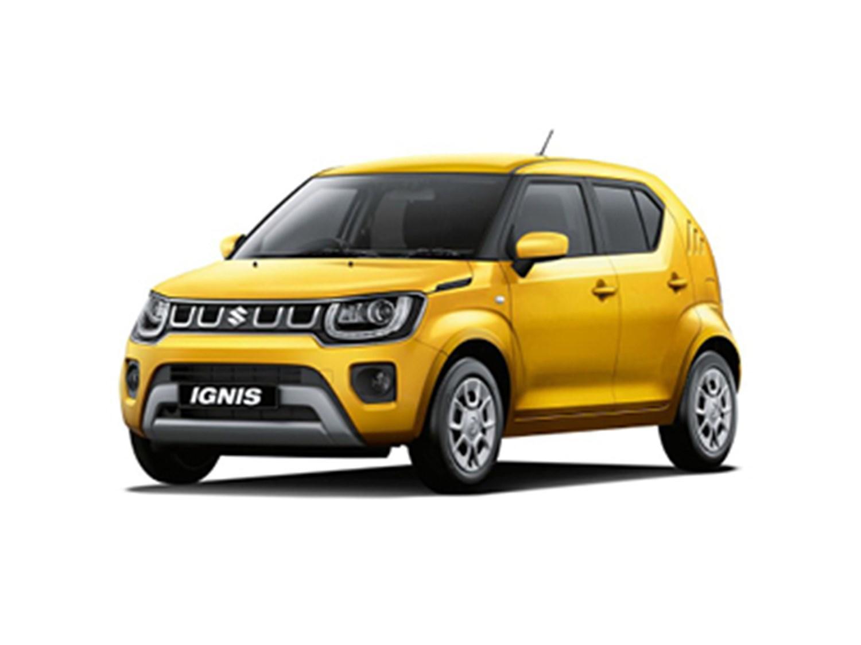 IGNIS Rush Yellow