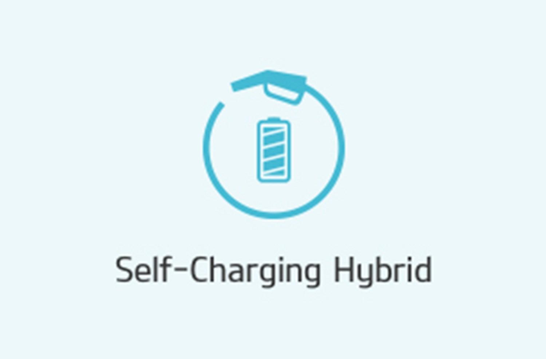 Self Charging Hybrid