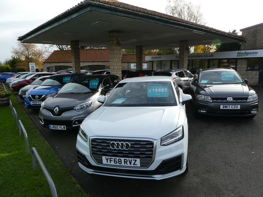 Used Car Dealer | Snainton, Scarborough | Hodgson Car Sales