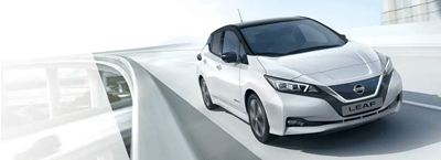 Nissan Leaf N-Connecta 40 Kw- 2.99% APR Representative!