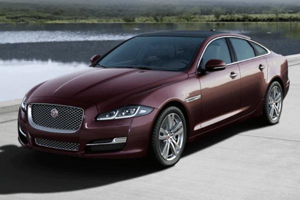 Jaguar XJ Standard Wheelbase Portfolio