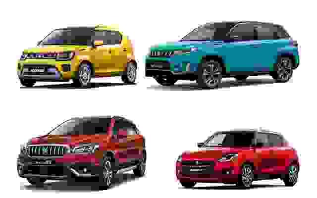 Suzuki Contract Hire Offers