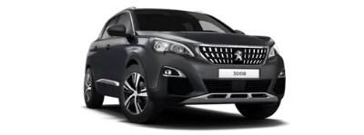 New Peugeot 3008 SUV Active PCP Offer
