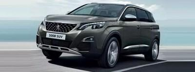 Peugeot New 5008 SUV PCP Offer