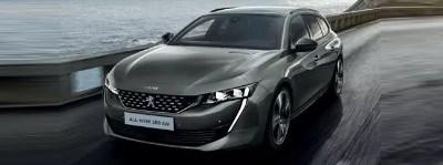 Peugeot 508 SW Active PCP Offer