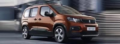 Peugeot Rifter Allure PCP Offer