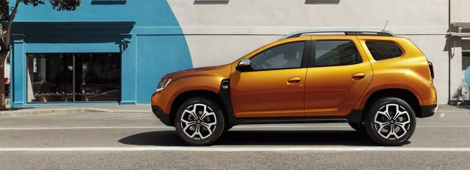 Dacia Duster Essential TCe